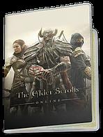 Обложка для паспорта  The Elder Scrolls 5 Skyrim, №1 (Игра)