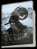 Обложка для паспорта  The Elder Scrolls 5 Skyrim, №2 (Игра)