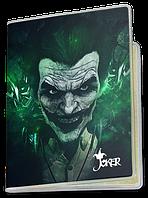 Обложка для паспорта  Джокер, №1