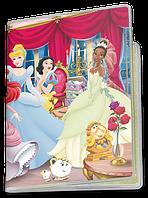 Обложка для паспорта  Принцессы Disney, №1