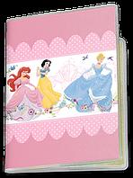 Обложка для паспорта  Принцессы Disney, №3