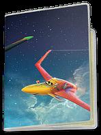 Обложка для паспорта  Самолёты, Planes, №4
