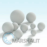 Уралитовые помольные шары Al2O3 75%