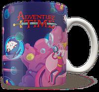 Чашка, Кружка  Adventure time, №3