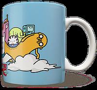 Чашка, Кружка  Adventure time, №4