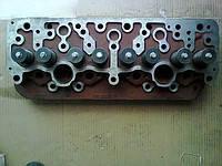 Головка блока цилиндров Д-245 (ЗИЛ-Бычок) в сборе (245-1003015-А-01)