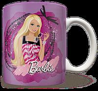 Чашка, Кружка Barbie, Барби, №2