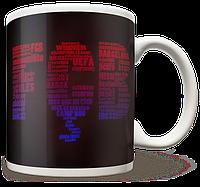 Чашка, Кружка Barcelona 2, La Liga (Футбол)