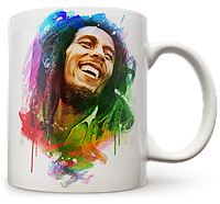 Чашка, Кружка Bob Marley, №1