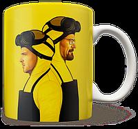 Чашка, Кружка Breaking Bad, Во Все Тяжкие, №8