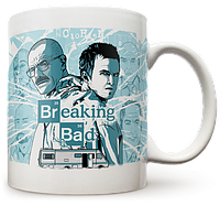 Чашка, Кружка Breaking Bad, Во Все Тяжкие, №5