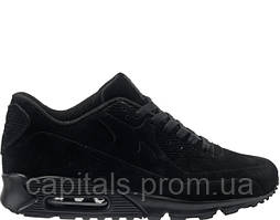 "Мужские кроссовки Nike Air Max 90' VT Tweed ""All Black"""
