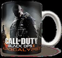 Чашка, Кружка Call of Duty, №2 (Игра)