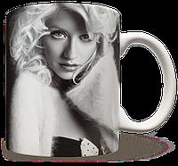Чашка, Кружка Christina Aguilera