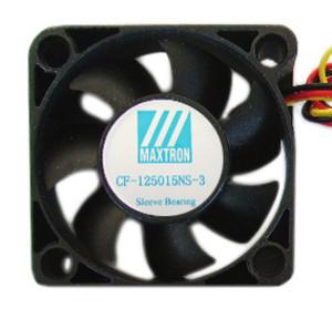 Вентилятор (кулер) Maxtron 50x50x15 (CF-125015NS-3) 3 pin.