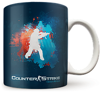 Чашка, Кружка Counter-Strike, №1 (Игра)