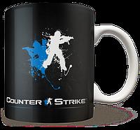 Чашка, Кружка Counter-Strike, №2 (Игра)