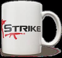 Чашка, Кружка Counter-Strike, №3 (Игра)