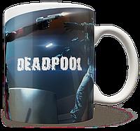 Чашка, Кружка Deadpool, №1