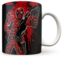 Чашка, Кружка Deadpool, №6