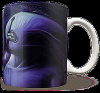 Чашка, Кружка Faceless Void, Dota 2 (Дота 2, два)
