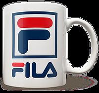 Чашка, Кружка Fila (фила, Бренд, фирма)