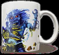 Чашка, Кружка Iron Maiden