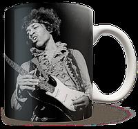 Чашка, Кружка Jimi Hendrix