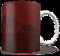 Чашка, Кружка Lycan, Dota 2, #3 (люкан, Дота 2, два)