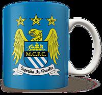 Чашка, Кружка Manchester City, Premier League (Футбол)
