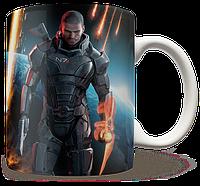 Чашка, Кружка Mass Effect, №1 (Игра)