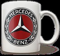 Чашка, Кружка Mercedes (мерседес, Бренд, фирма)