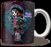 Чашка, Кружка Monster High, Монстер Хай, №1