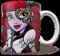 Чашка, Кружка Monster High, Монстер Хай, №2
