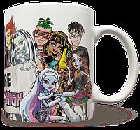 Чашка, Кружка Monster High, Монстер Хай, №3