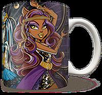 Чашка, Кружка Monster High, Монстер Хай, №4
