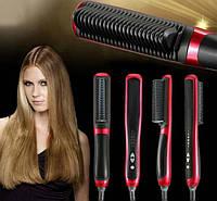 Электрическая расческа-выпрямитель FAST HAIR STRAIGHTENER ASL-908, Выпрямитель волос, Расческа выпрямление