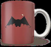 Чашка, Кружка Night Stalker, Dota 2, #1 (сталкер, Дота 2, два)