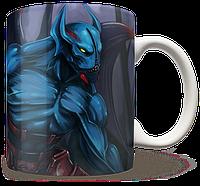 Чашка, Кружка Night Stalker, Dota 2, #2 (сталкер, Дота 2, два)