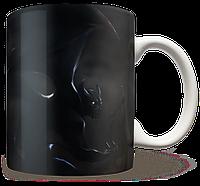 Чашка, Кружка Night Stalker, Dota 2, #3 (сталкер, Дота 2, два)