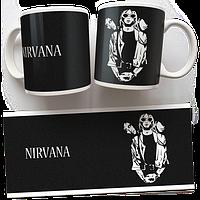 Чашка, Кружка Nirvana, №2