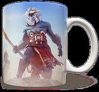 Чашка, Кружка Phantom Lancer, Dota 2, #3 (Фантом лансер, Дота 2, два)