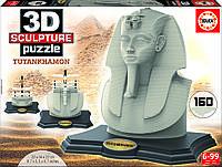 Пазл 3D Скульптура, Тутанхамон, 160 элементов, EDUCA, фото 1