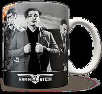 Чашка, Кружка Rammstein, №3