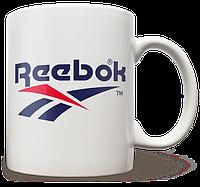 Чашка, Кружка Reebok (рибок, Бренд, фирма)