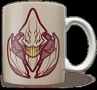 Чашка, Кружка Sand King, Dota 2, #1 (санд кинг, Дота 2, два)