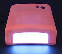 Ультрафиолетовая гель-лампа W-818, лампа для сушки гель-лака на 36 Вт, Лампа для ногтей, Гель лампа, Уф лампа