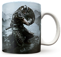 Чашка, Кружка The Elder Scrolls 5 Skyrim, №2 (Игра)
