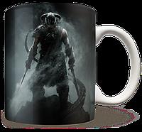 Чашка, Кружка The Elder Scrolls 5 Skyrim, №3 (Игра)