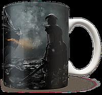 Чашка, Кружка The Elder Scrolls 5 Skyrim, №4 (Игра)